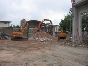 demolizioni schio