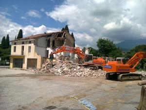 Demolizione - Schio