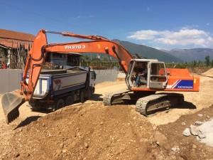 Escavazione - San Vito di Leguzzano