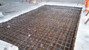 Pavimentazione interna - Schio