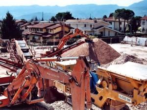demolizioni santorso